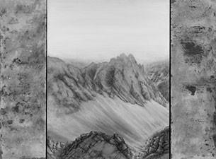 2014 Öl auf MDF, Kupfer, 66 x 89 cm